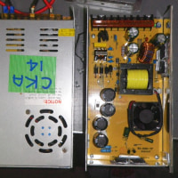 中華製600W DC電源