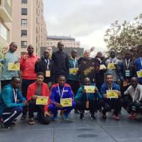 2016 バレンシア・ハーフマラソン その2