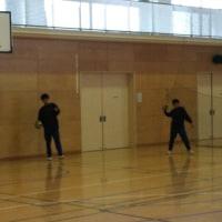 3/22(水)午後練習