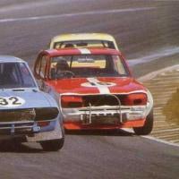`72富士マスターズ250キロとOLD NASCARレース開催