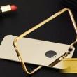 華やかな鏡のデザインの薄型iphone6s ケース ブランド