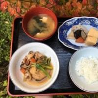 12月5日のお義母様朝ご飯・痩せる食事