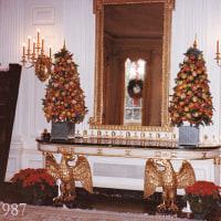 1987年のホワイトハウスのクリスマス