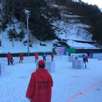 西日本雪合戦大会ジュニアの部
