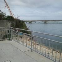 安謝川河口南側