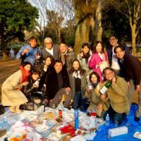 東京情報 501 - 花見会 at 駒沢公園 & クロサイ邸  -