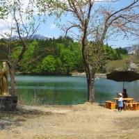 静かな湖畔の森の・・・ 道の駅「いりひろせ」:新潟県魚沼市