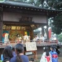 今週日曜日、杉並区浜田山八幡神社LIVEです!!