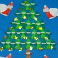 小人のクリスマスツリー
