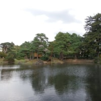 散策!福島(7) 御薬園を見学をして会津若松の街中を歩き回る