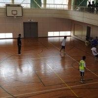 ホーム対抗球技大会が開催される