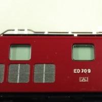 kato ED70 の入線・整備 その2