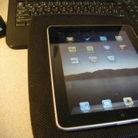 初代iPad、戻ってきた。