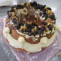 今日のケーキ・・・バターケーキ