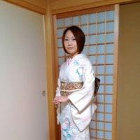 出張着付2件目は、お宮参りに行かれる堺市美原区のS様の訪問着でした。