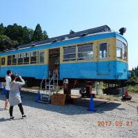 箱根登山鉄道 千葉県ポッポの丘で