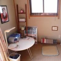 私の部屋の一部。