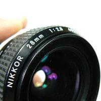 【第614沼】Nikon New NIKKOR 28mm F2.8