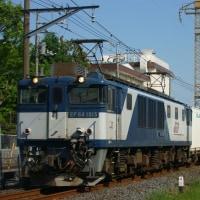 2017年5月22日  新金貨物線   EF64-1015 1094レ