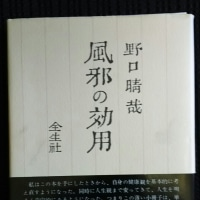 健康100話(378):風邪の効用~野口晴哉先生著書