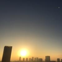 10/26の朝の空
