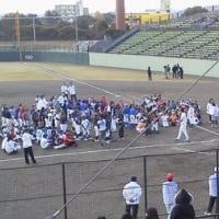 野球教室。