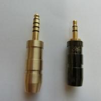 φ4.4mmプラグ (試作中)