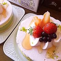 一台千円のホールケーキは、、、
