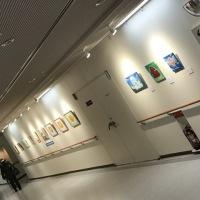 日本海病院外来ゾーン・・・変化してた。