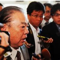 沖縄、翁長県知事の片腕が辞任 current topics(225)