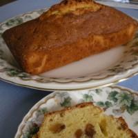 マロングラッセ入りパウンドケーキ