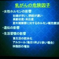 NPO法人 ピンクリボンうつのみや主催「第3回 ピンクリボンセミナーin宇都宮」に行ってきました!(1)