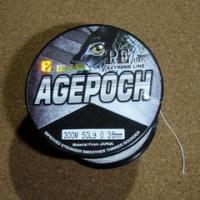 AGEPOCH 8ブレード  PEライン 300M インプレ