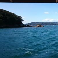 三重県 五ヶ所湾「黒ちゃん渡船」3