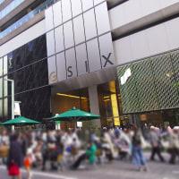 GINZA SIXが銀座6丁目にオープン!