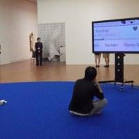 多彩な概念芸術 ライアン・ガンダー展 2 (大阪国際国立美術館)