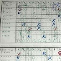 ダルビッシュVSマー君 歴史的劇投(今季全成績付録)
