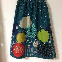 スカート作ってみたよ