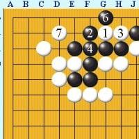 囲碁死活879官子譜
