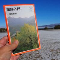 漢詩へのアプローチ2016