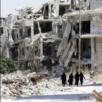 7年目を迎えるシリア内戦 ラッカ攻略を前に強まる各勢力の綱引き アサド政権存続に反発する反体制派