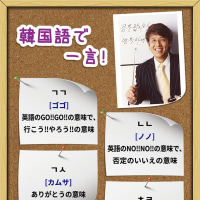 Rs:⑪「韓国語で一言!」  SNS、インターネットで使う韓国語の略語(ㄱㄱ、ㄴㄴ、ㄱㅅ、ㅊㅋ)