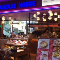 【なんば】関西初上陸のお店で☆「ダッチベイビー」(オリジナルパンケーキハウス なんばパークス店)