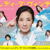 【ドラマ】『メディカルチーム レディ・ダ・ヴィンチの診断』第1話~第3話