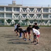6/23(金)朝練(晴れ)