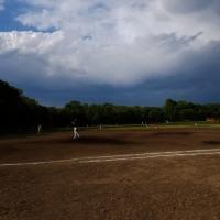 草野球2017 第8節 乱戦を制する