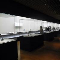 サントリー美術館で 「サントリー美術館新収蔵品 ヨーロッパ東寺と世界のガラス」展、見ました