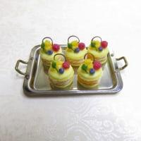 プチケーキ3種