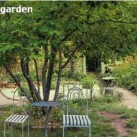 イギリスの田舎を堪能できる庭