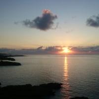 宮古島、最後の朝~